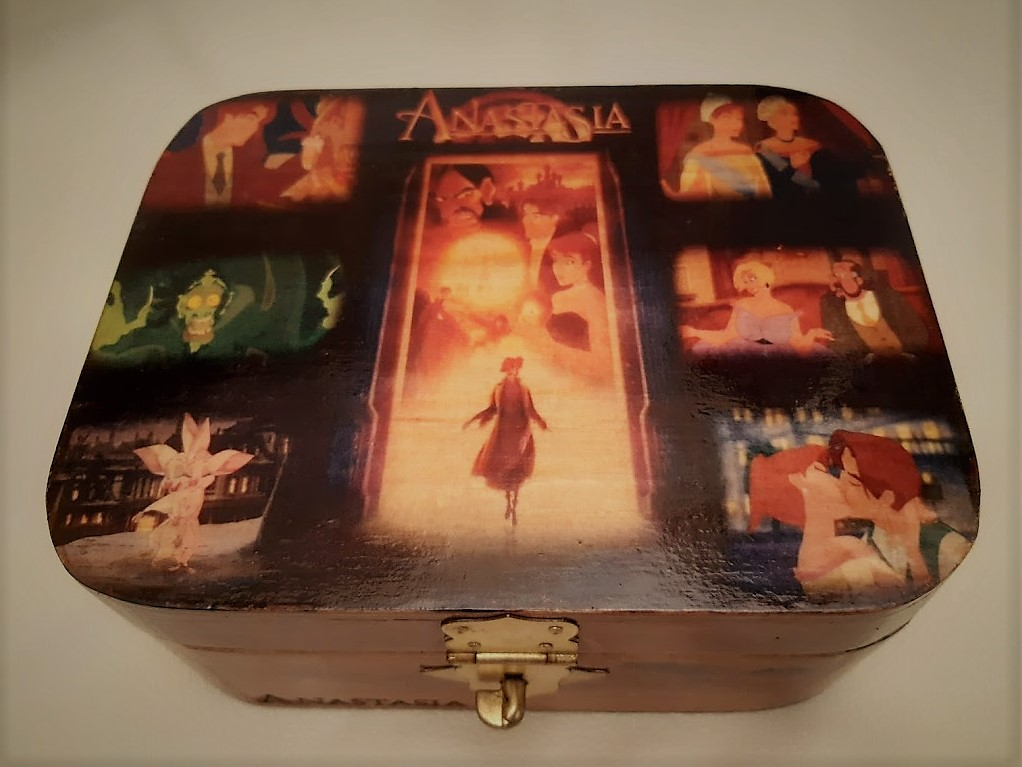 Anastasya & Harry Potter